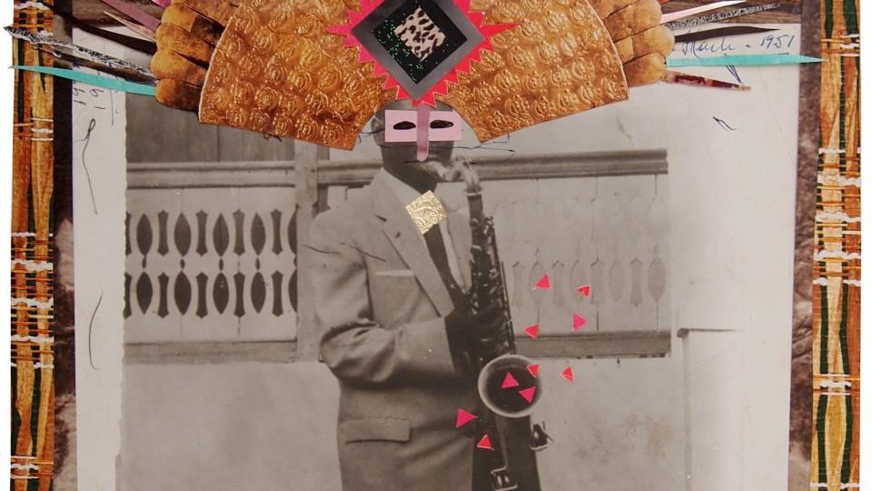 Mayan Saksophone