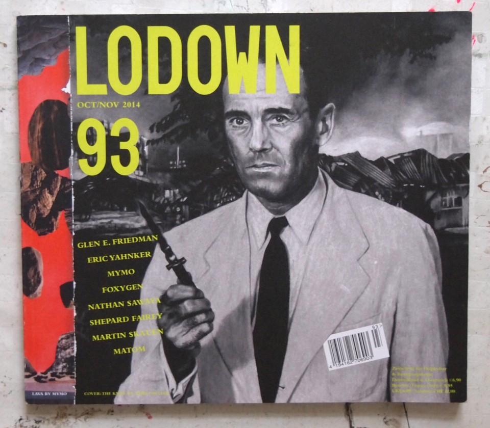 Lodown Magazine MYMO